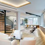 josh hartnett, celebrities, 16 hudson street, penthouses, tribeca, recent sales