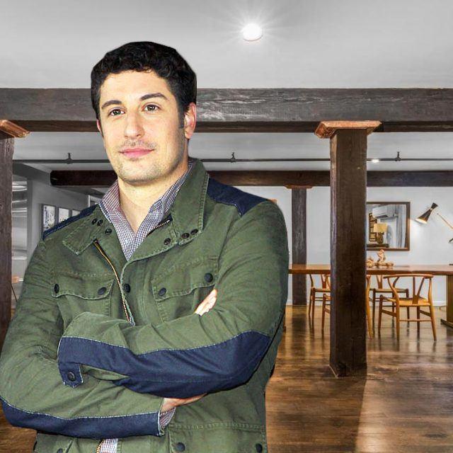 Jason Biggs sells custom-designed Tribeca loft for $2.7M