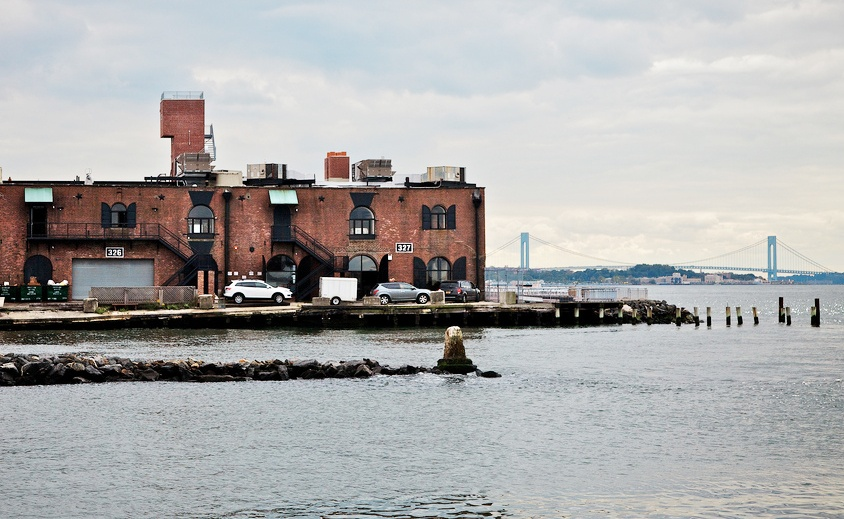 With redevelopment imminent, are Red Hook's industrial spaces at risk?