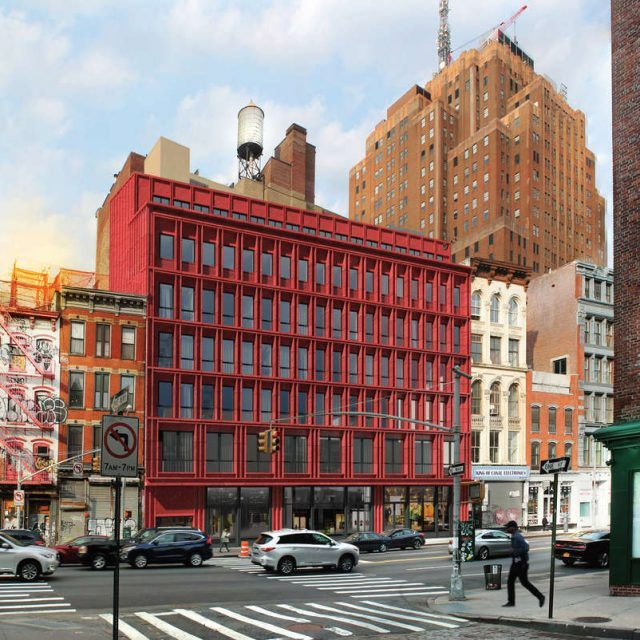 After seven years, Landmarks approves controversial Canal Street apartment building