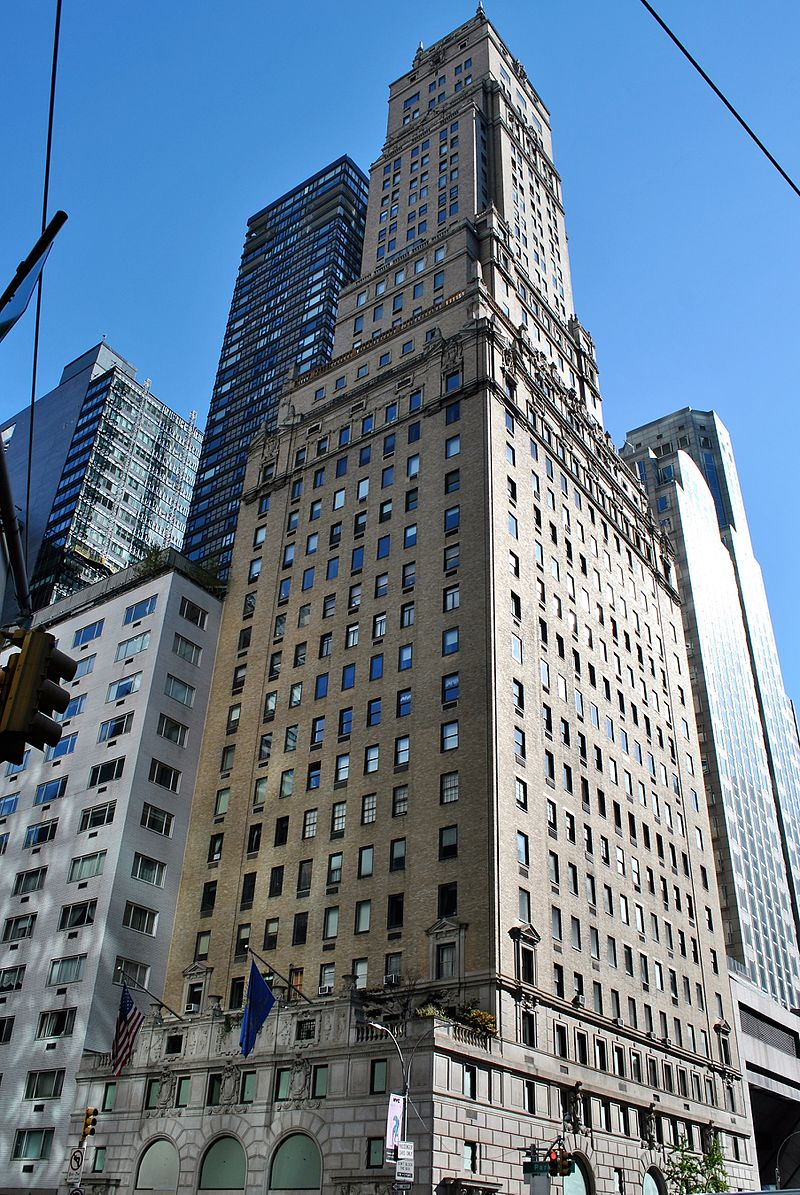 Pre War Prestige Nyc S Top 10 Buildings Designed By Emery