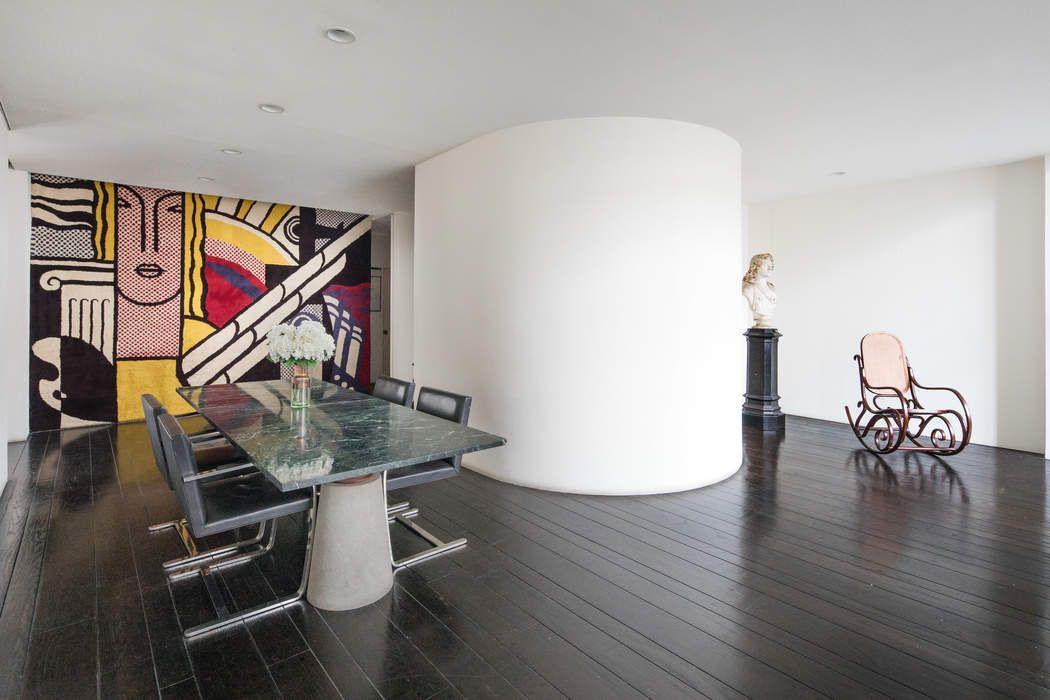 130 East 67th Street, Lella and Massimo Vignelli, Cool Listings
