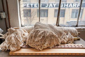 Pouch hammocks, Pouch Bushwick, indoor hammocks, El Salvador hammocks, Bushwick design studio