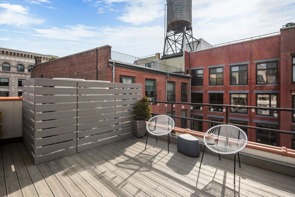 154 spring street, penthouse, soho, compass