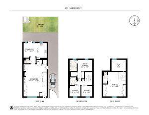 411 vanderbilt, clinton hill, cool listings, carriage houses, brooklyn home company