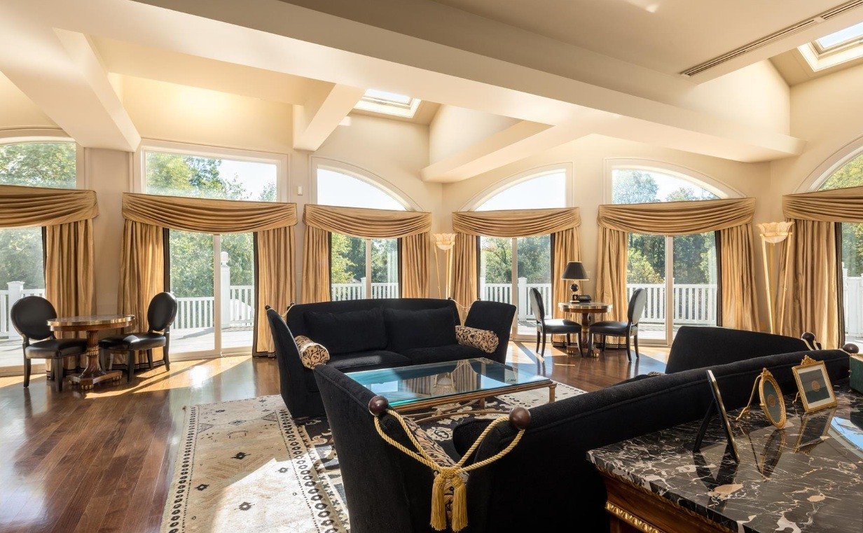 50 cent, Connecticut mansion, 50 poplar hill drive, million dollar listing