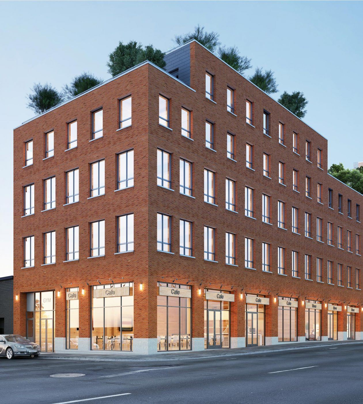 360 Wythe Avenue, Flank Architecture and Development, Williamsburg timber building