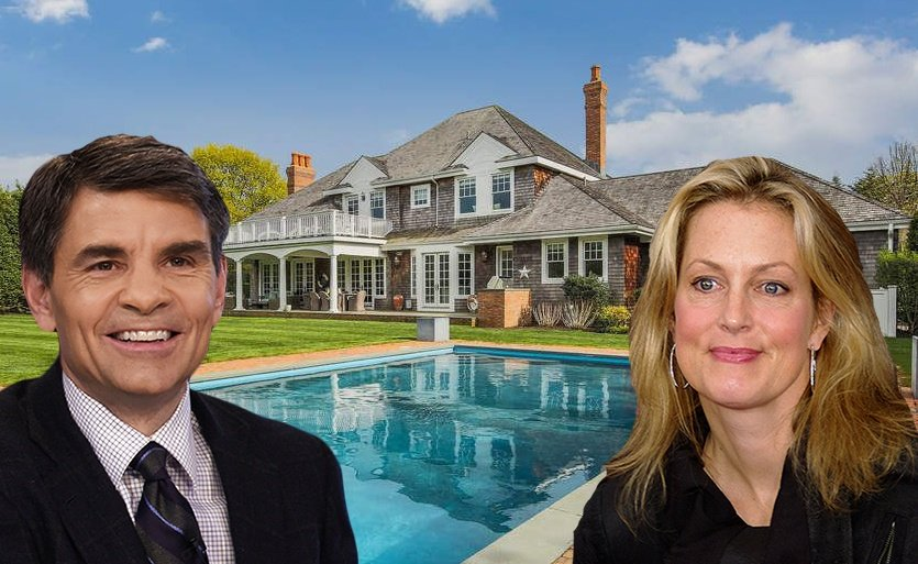 Ali Wentworth And George Stephanopoulos Are Selling Their