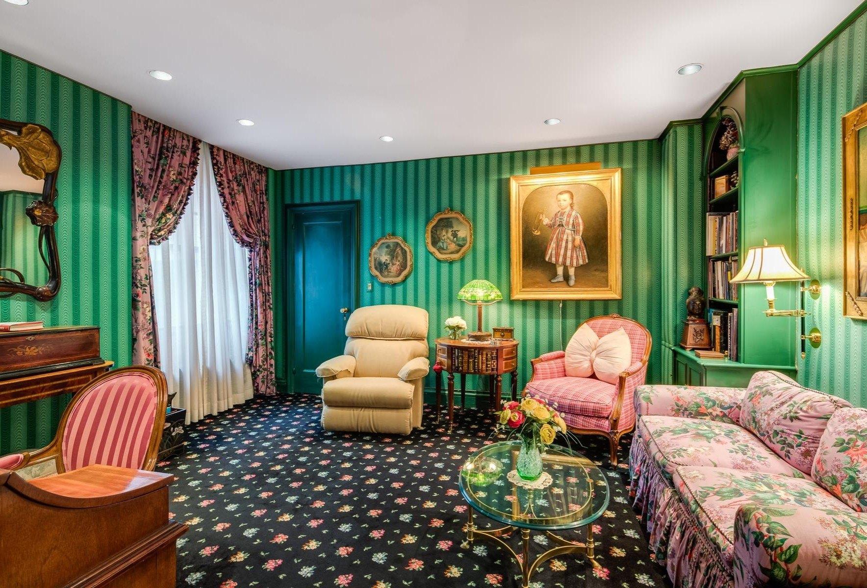 965 Fifth Avenue, Drew Barrymore, Upper East Side co-op