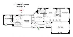 1125 Park Avenue, Drew Barrymore, Upper East Side
