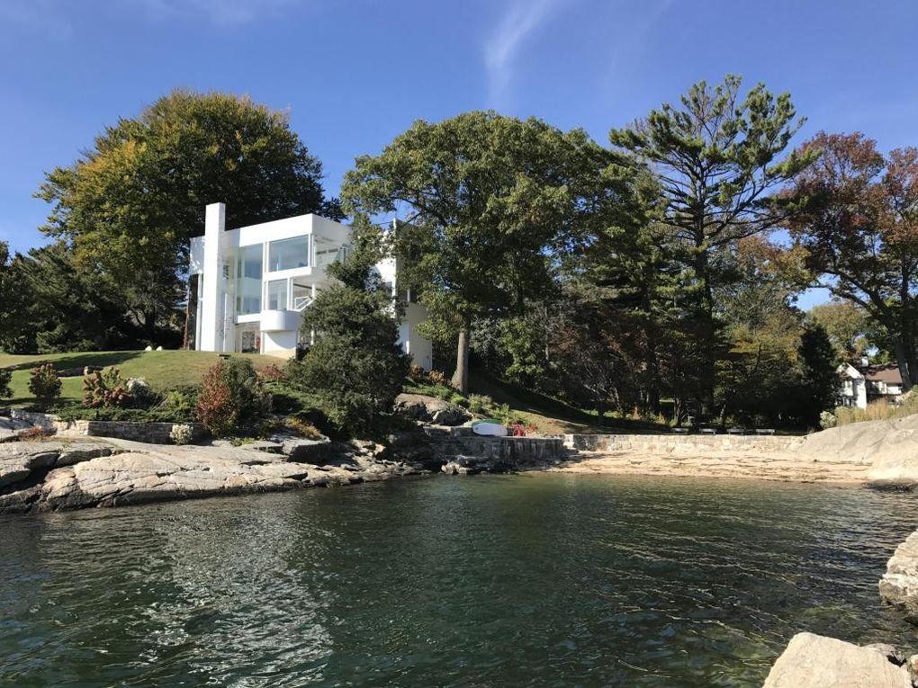 richard meier, smith house, Darien, Connecticut, Sotheby's
