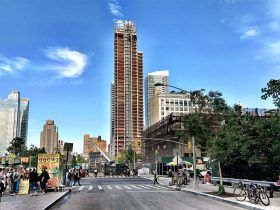 515 West 36th Street, new developents, midtown west, affordable housing, lottery