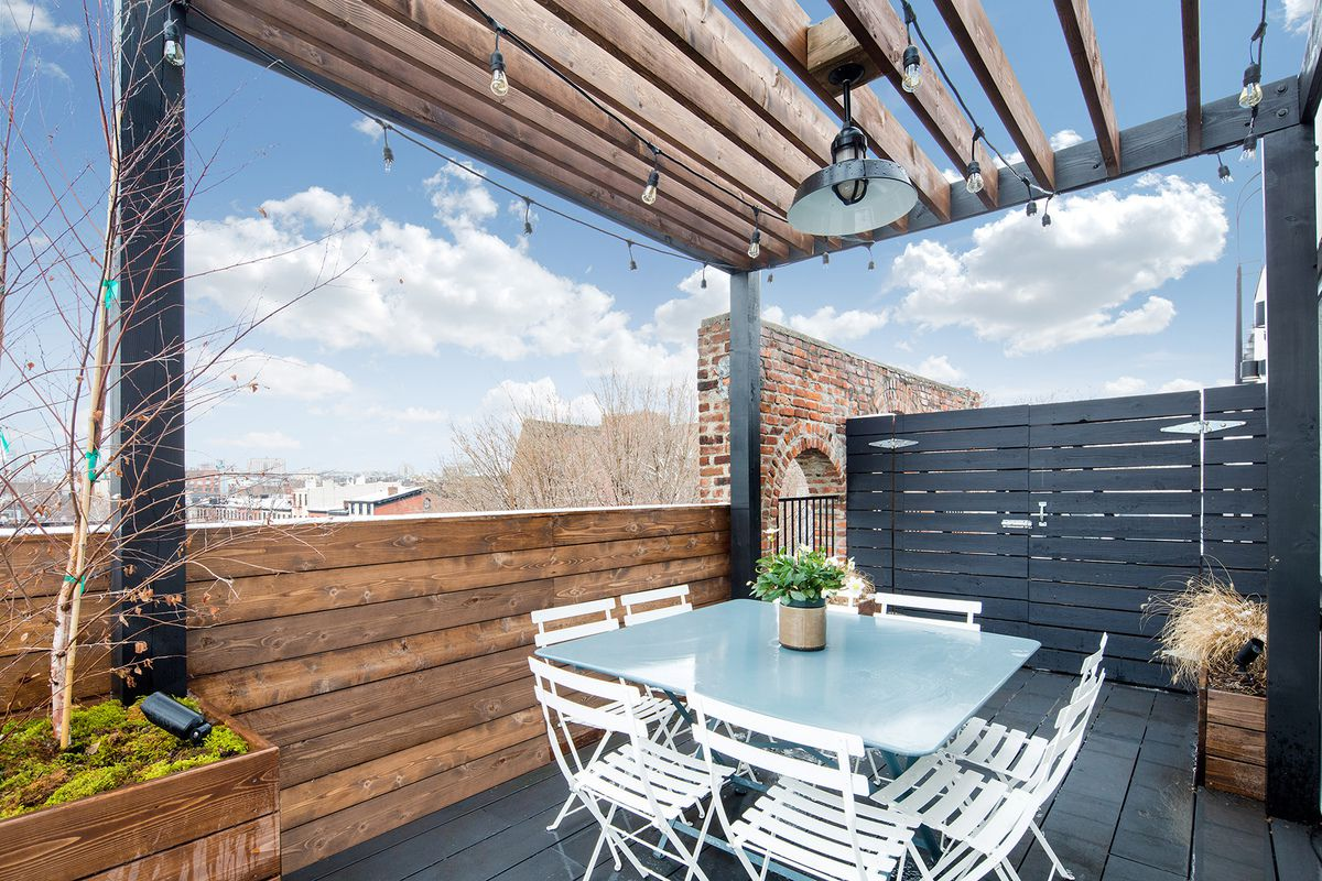4 downing street, cool listings, clinton hill, broken angel