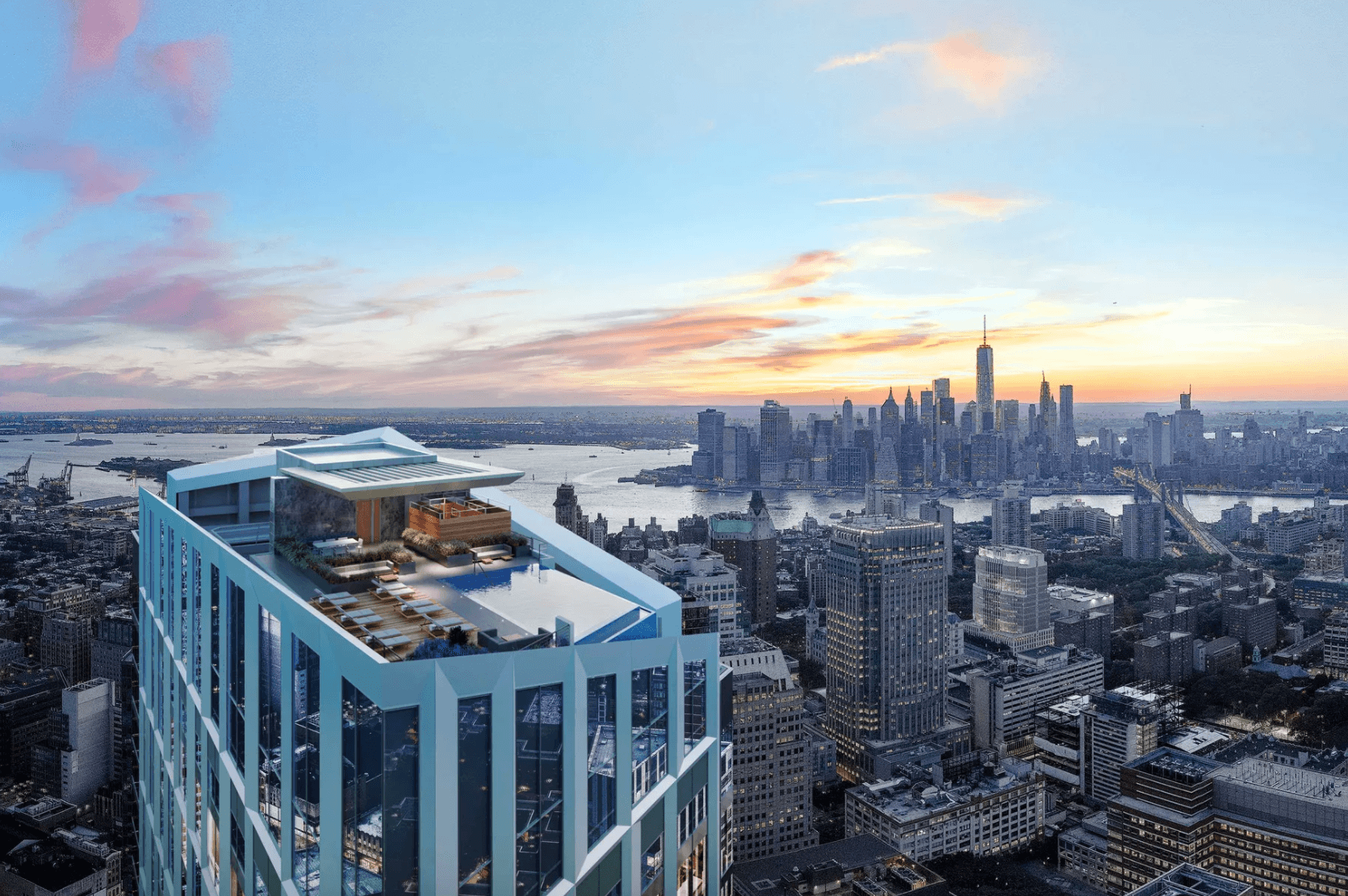 Extell S Brooklyn Point Tower Will Have The Highest