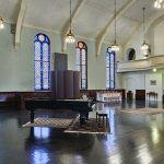 Hudson church, 21 north 6th street, Future Past Studios, douglas elliman