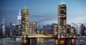 pier 40, DFA, rising sea levels, future new york