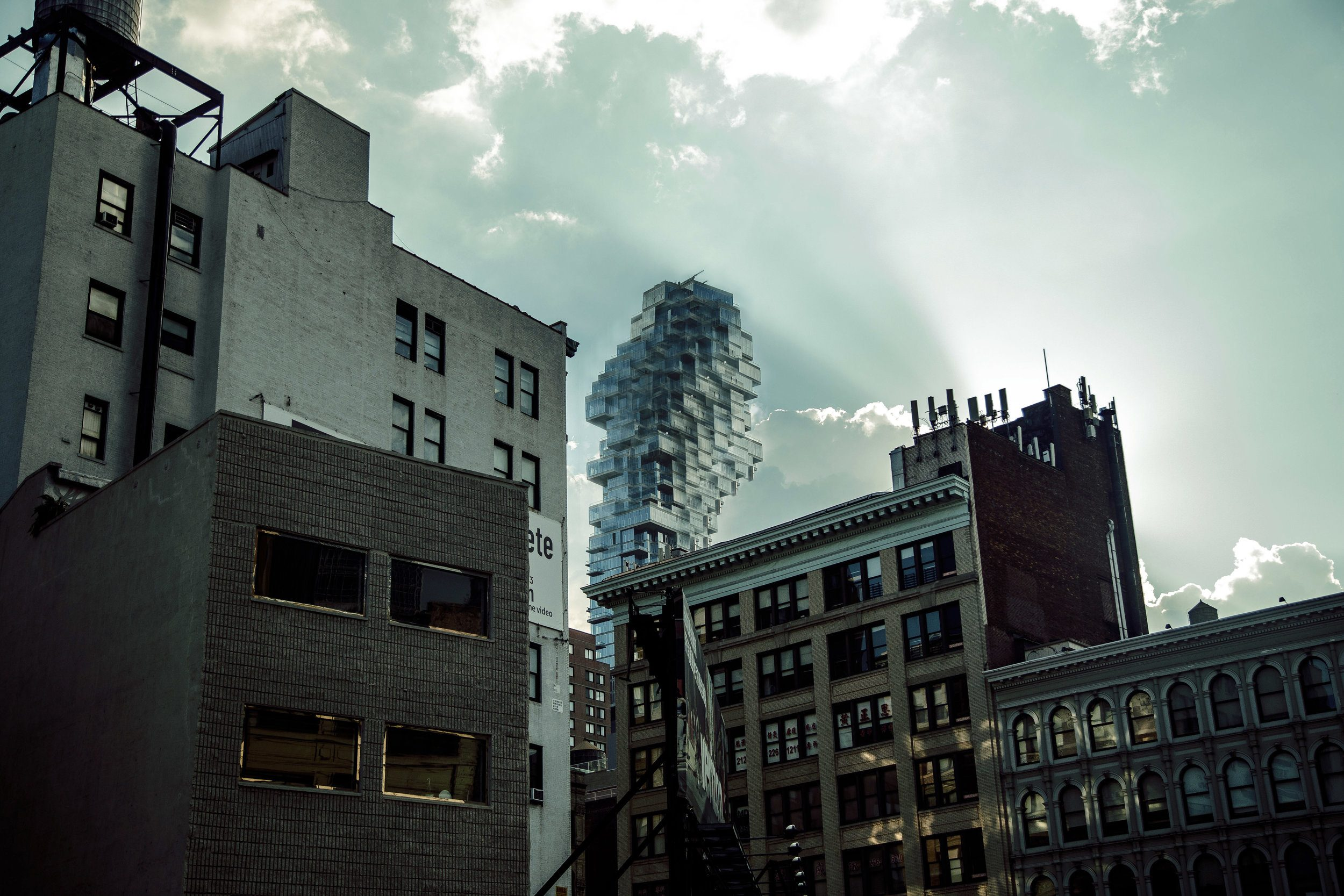 Juan Jose Egusquiza, Impossible Landscapes, NYC photography