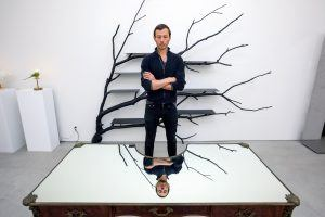 Sebastian Errazuriz, South Bronx design studio, Mott Haven artists