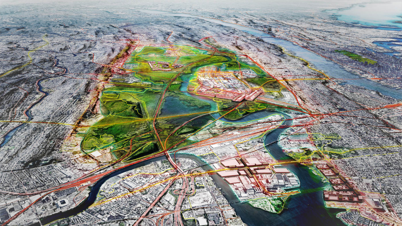 rpa report envisions new jersey s meadowlands as the first climate