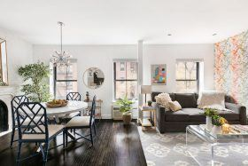 146 west 16th street, chelsea, townhouse, compass