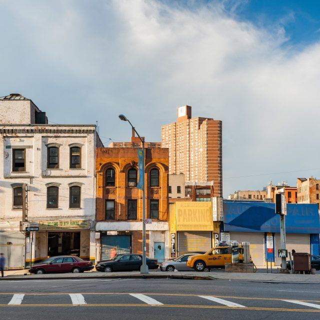 The Urban Lens: Documenting 20 years of Harlem architecture