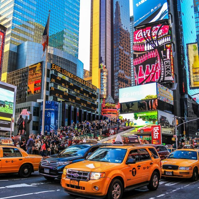 The 8 best places in Times Square that don't suck