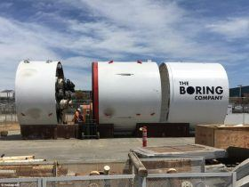 the boring company, elon musk, hyperloop