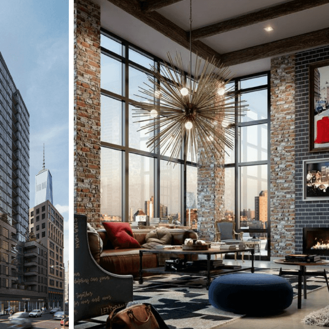 30 chances to live in FiDi's new art-themed rental tower, from $613/month