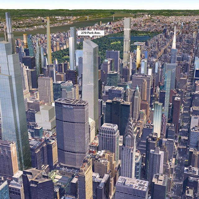 New 70-story JPMorgan Chase tower will be the first project under Midtown East rezoning