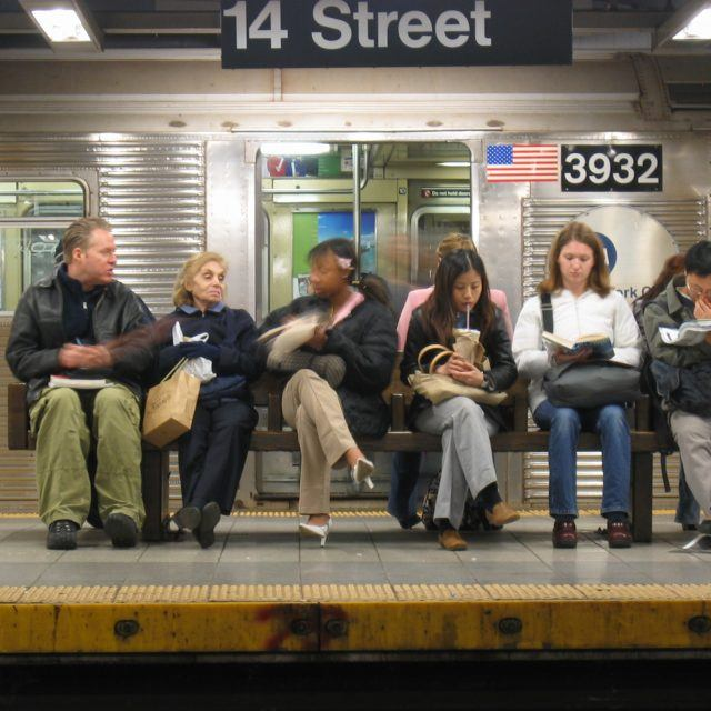 The NYC subway saw 30 million fewer trips last year