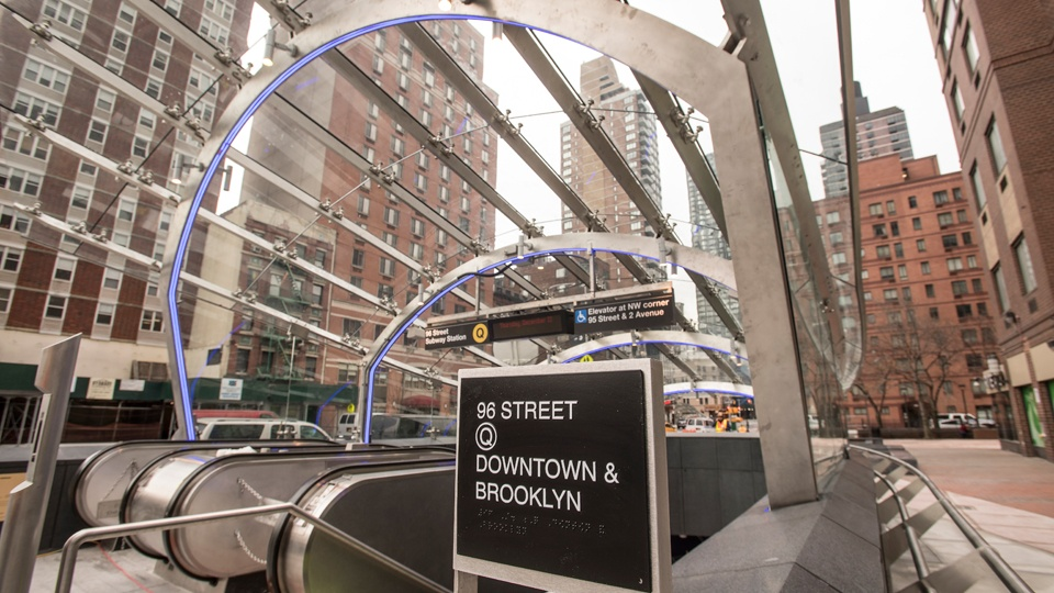 Second-Avenue-Subway-entrance-96th-Stree