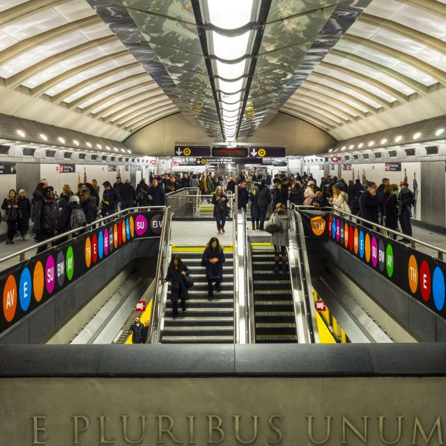 Second Avenue Subway eases ridership at 4,5,6 stations by 30%