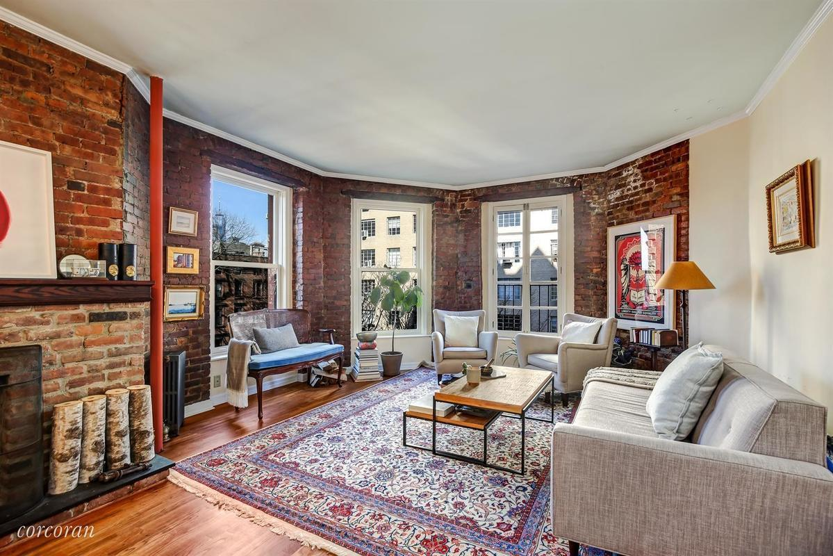 cozy furniture brooklyn. Posted On Tue, February 27, 2018 By Emily Nonko In Brooklyn Heights, Cool Listings, Interiors Cozy Furniture