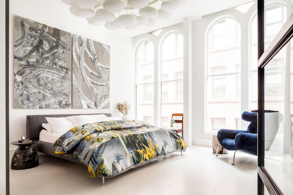 137 duane street, cool listings, lofts, tribeca