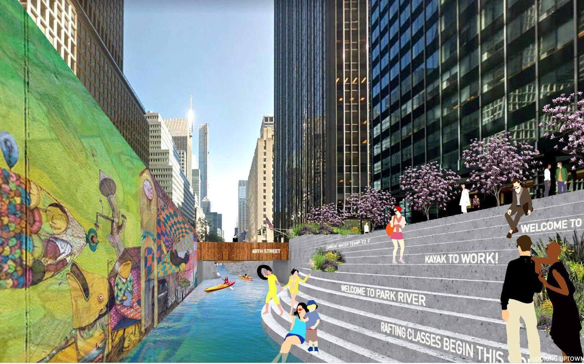 Finalists for park avenue design contest propose an for Local architects