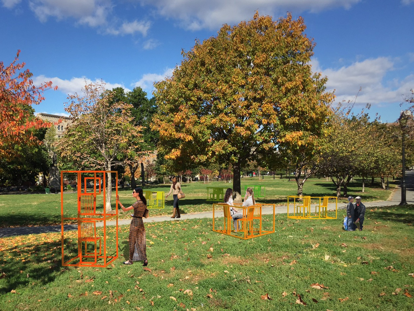 Local artists will bring 10 public art installations to NYC parks ...