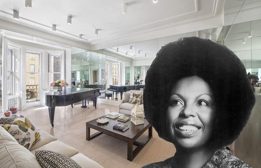 The Dakota, Roberta Flack, Judy Garland, Upper West Side, co-ops, celebrities