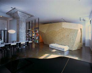 OS Architecture, Hive Loft, Brooklyn