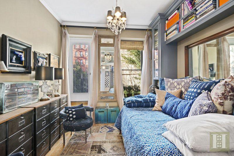 225 west 10th street, west village, garden apartment, halstead