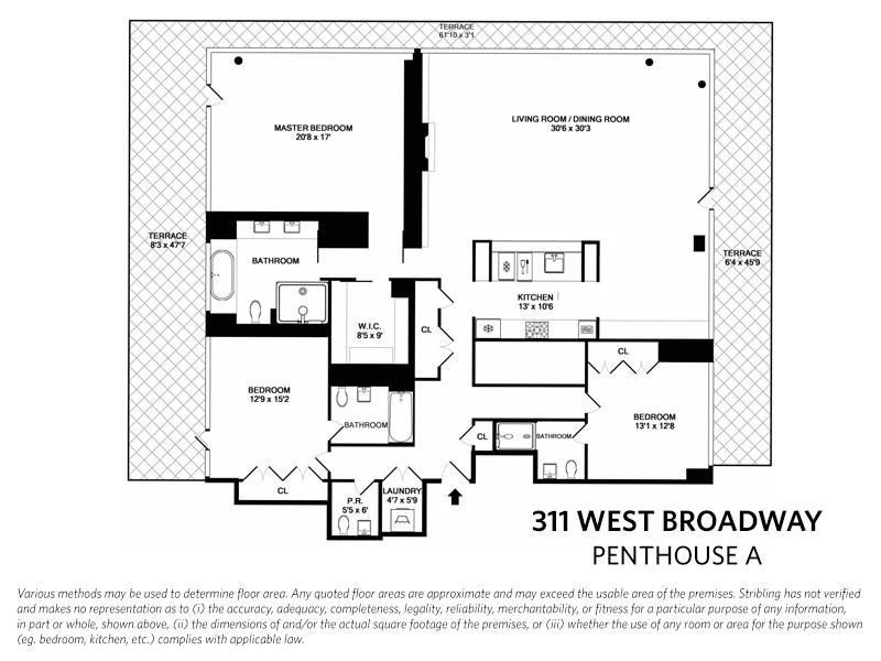 justin timberlake, 311 west broadway, soho mews, stribling,