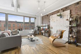 95 Lexington Avenue Brooklyn, Clinton Hill loft
