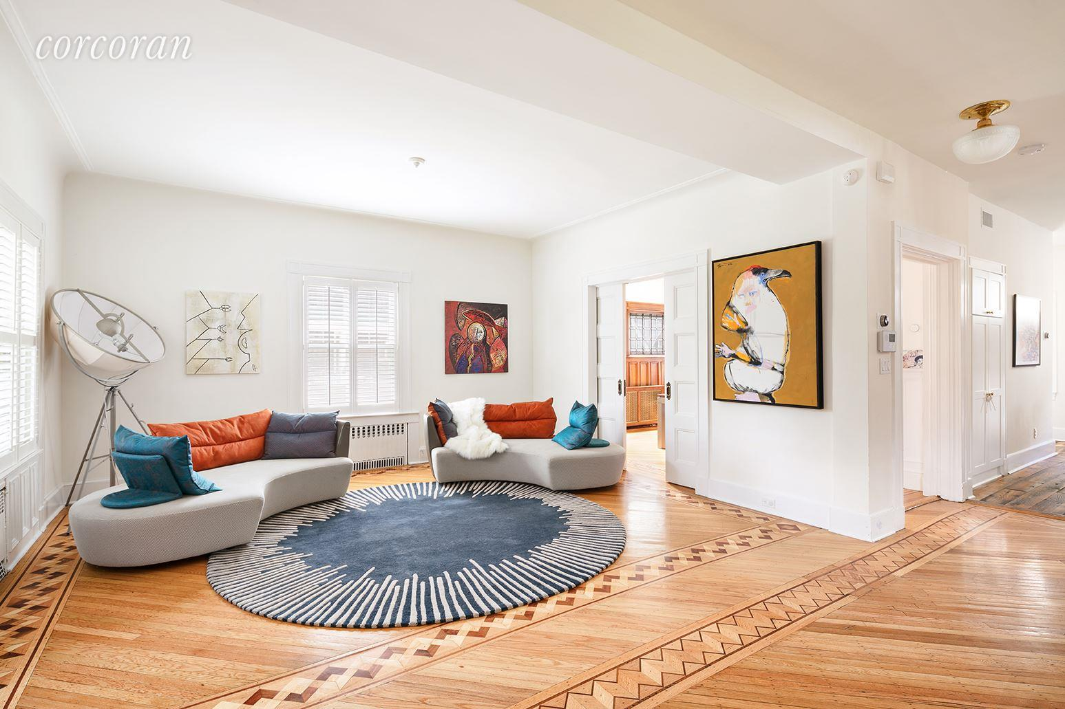 Ditmas Park five-bedroom with an in-ground pool asks $2.8M | 6sqft
