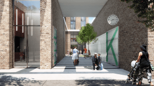inwood library, inwood library development, affordable housing