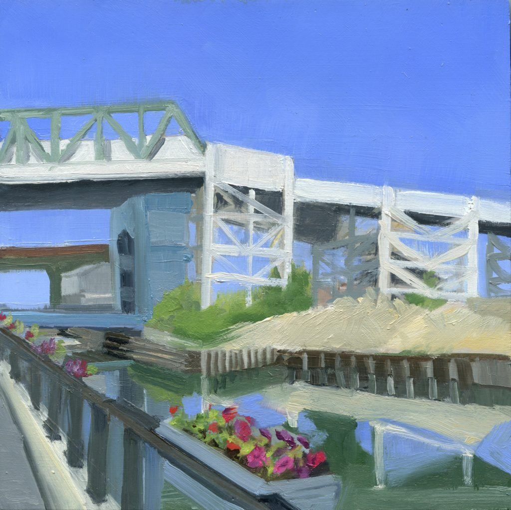 Janice McDonnell waterfront paintings