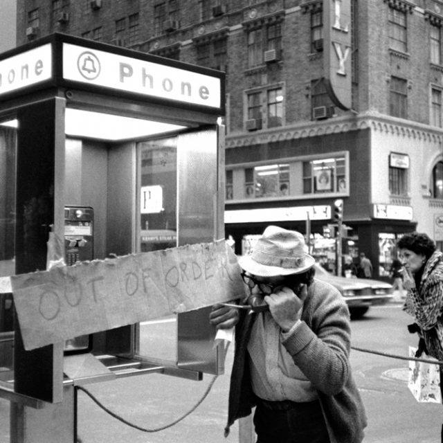 The Urban Lens: Carrie Boretz remembers NYC street life in the 70s, 80s, and 90s