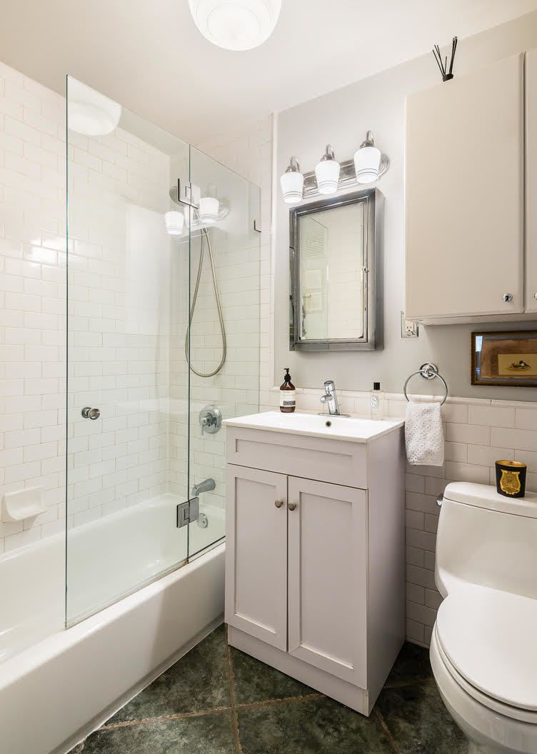 Tiffany Place jewel box-condo has a refined rustic vibe and a room ...