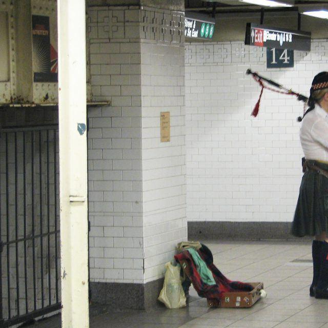 MTA bans booze, plans hellish commute for St. Patrick's Day crowds
