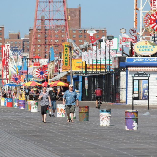 Coney Island boardwalk likely to be landmarked