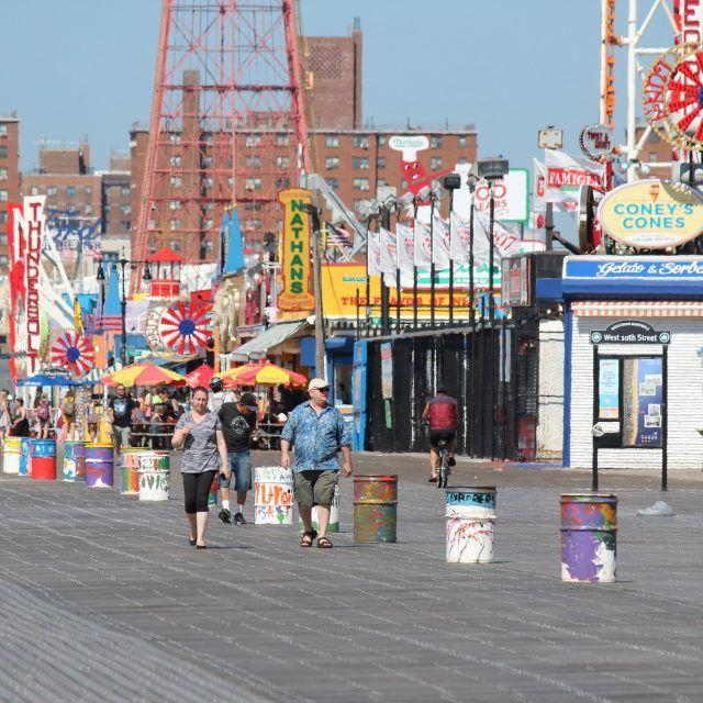 Coney Island boardwalk likely to be landmarked
