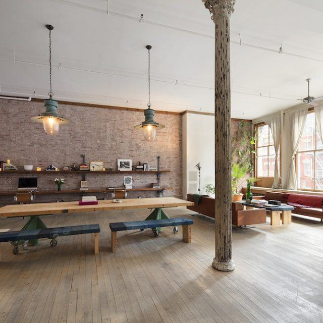 Authentic Soho artist loft owned by fashion photographer Greg Kadel asks $4M